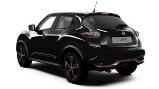 Nissan Juke Dynamic trasera