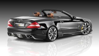 Mercedes SL R230 by Piecha Design