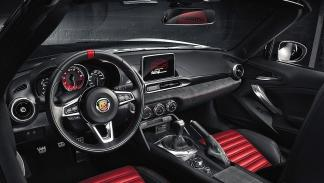 Fiat Abarth 124 Spider interior