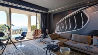 La habitación de lujo de Maserati 4