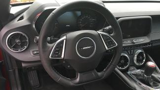 Chevrolet Camaro V8 volante