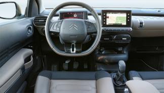 Citroën C4 Cactus BlueHDI 100 interior