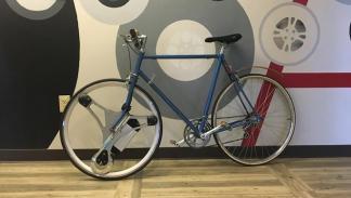 dispositivo conviertida tu bici electica geoOrbital