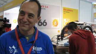 Manuel barbero, profesor del i.e.s. jandula