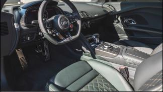 Audi R8 Plus Underground Racing volante