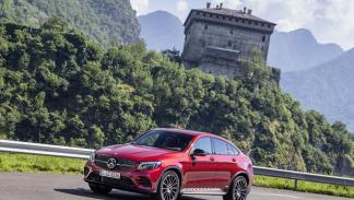 Mercedes GLC 350 d 4MATIC Coupé