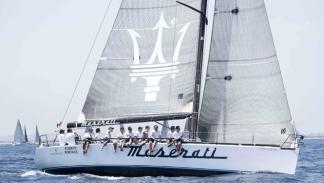 barco maserati debuta valencia