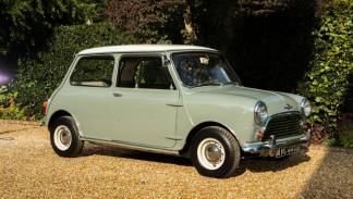 Subasta Morris Mini Cooper 1964