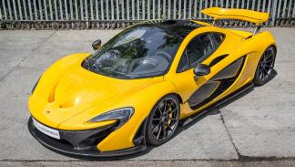 McLaren p1 nuevo venta cenital