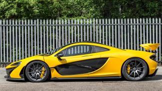 McLaren p1 nuevo venta lateral