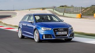 Duelo: Audi RS 3/BMW M2/Ford Focus RS/Mercedes A 45 AMG