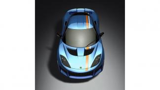 Lotus Evora 400 Exclusive Edition aerea