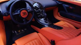 Bugatti Veyron Super Sport volante