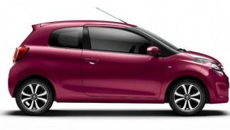 Citroën C1 Feel Edition