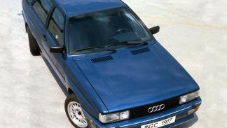 Audi Quattro Four Wheel Steering