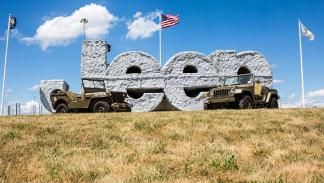 Jeep Wrangler 75th Salute Willys