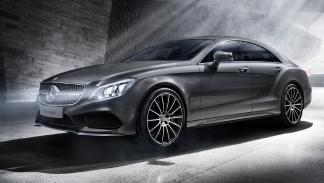 Mercedes CLS Final Edition berlina