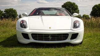 subasta Ferrari 599 GTB Fiorano morro