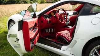 subasta Ferrari 599 GTB Fiorano puerta