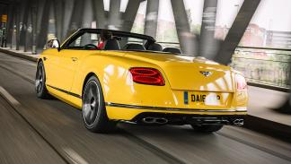 Bentley Continental GT V8 Convertible / Smart fortwo Cabrio