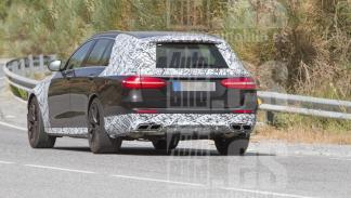 Mercedes-AMG E 63 Estate 2017 zaga