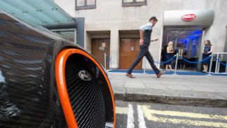 concesionario bugatti Londres bugatti veyron