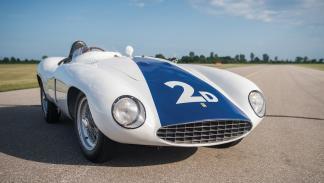 Ferrari 750 Monza frontal