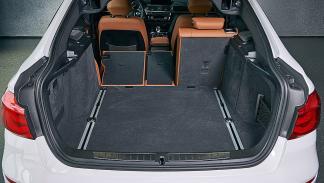 BMW 340i GT facelift (2016) maletero