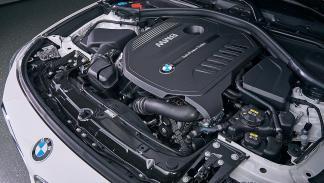 BMW 340i GT facelift (2016) motor