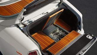 Rolls-Royce Phantom Drophead Coupé maletero madera champagne