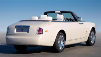 Rolls-Royce Phantom Drophead Coupé trasera lujo
