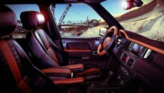 Range Rover Carbon Motors