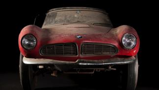BMW 507 Elvis Presley frontal