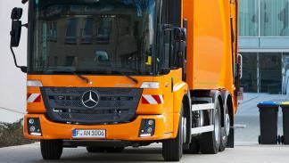 Mercedes Econic 2635  camion basura