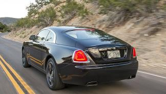 Prueba: Rolls-Royce Wraith/Ghost Black Badge zaga