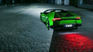 Lamborghini Huracán by Novitec Torado nocturna