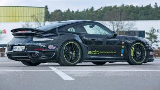 Edo Competition 911 Turbo S Blackburn zaga