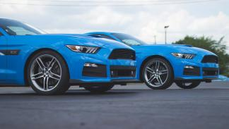 Roush RS Mustang morros