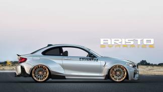 BMW M2 Aristo Dynamics lateral