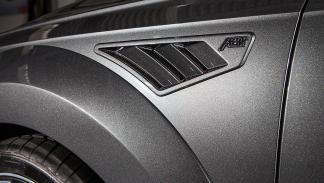 Prueba tuning: Abt-Audi QS7 detalle aleta