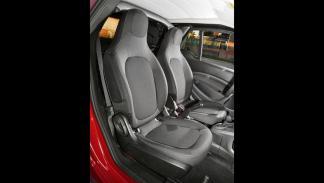 Smart Fortwo Cabrio asientos