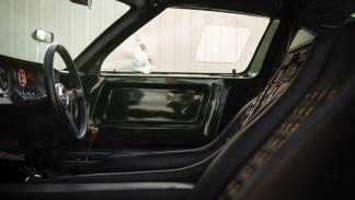 Ford GT40 Mk1 1966 interior