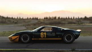 Ford GT40 Mk1 1966 lateral