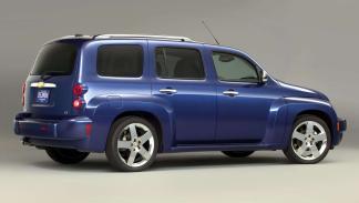 Chevrolet HHR zaga