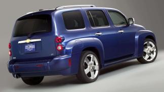 Chevrolet HHR trasera