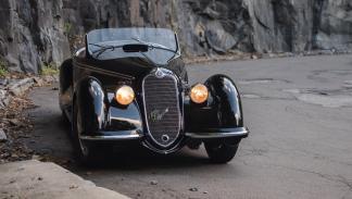 Alfa Romeo 8C 1939 frontal