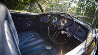 Alfa Romeo 8C 1939 interior
