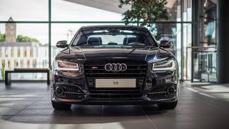 Audi S8 plus Audi Exclusive delantera