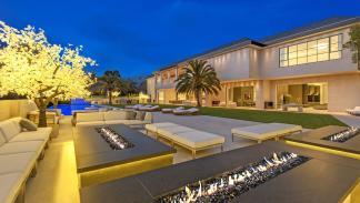 La mansión de 135 millones de euros de LA