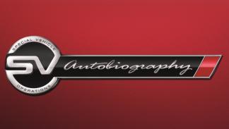 Range Rover SVAutobiography Dynamic logo